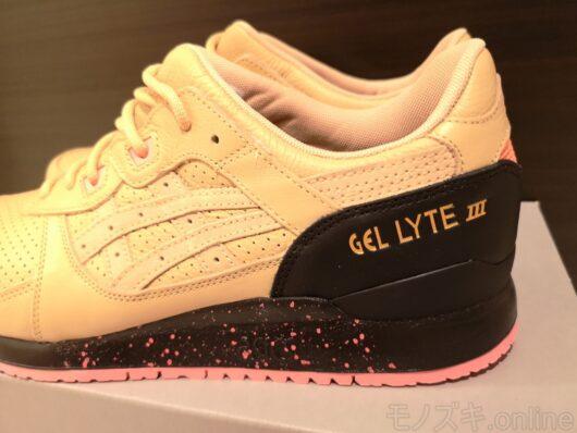 Gel-Lyte-iii-TigerSnake-スプラッタカラー&ロゴ
