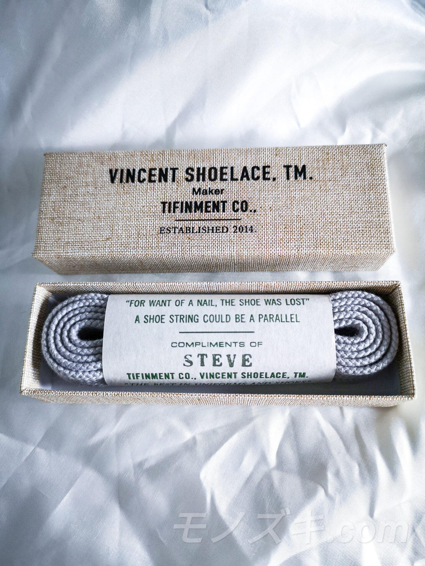 VINCENTSHOELACE Steve