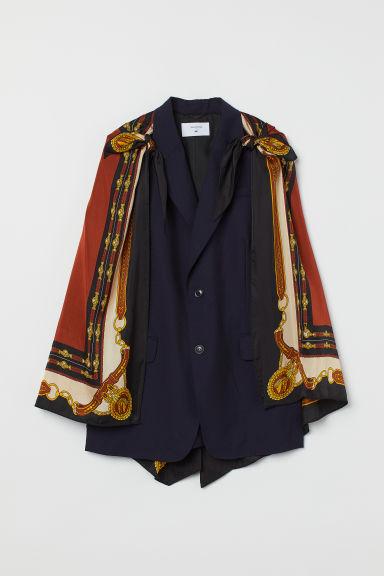 H&M×TOGAコラボ ウールケープジャケット