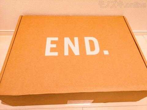 END 外装箱