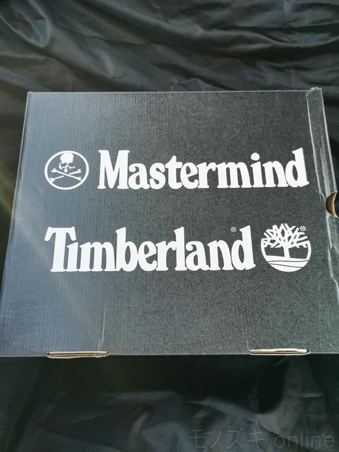 Timberland×MASTERMIND WORLD FieldBoots BOX
