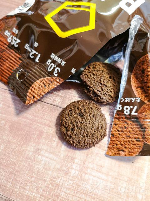 ベースクッキー ココア味