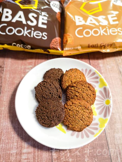 ベースクッキー 2種
