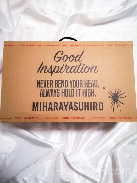 GU×MIHARA YASUHIROコラボ Good Inspiretion