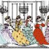 マルチクリエイター三浦大地がディズニープリンセスをイメージしてデザインしたドレス